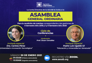CONVOCATORIA ASAMBLEA GENERAL ORDINARIA